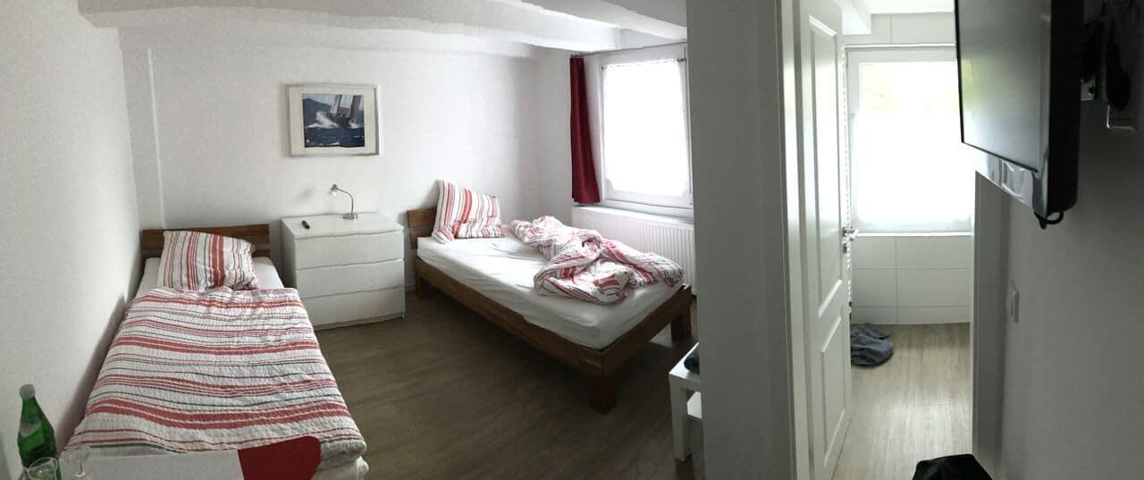 Hotelzimmer Dortmund